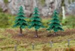 Faller 181602  Fir Trees 50mm (3)